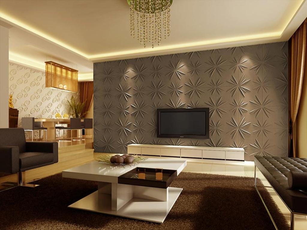 воду соду стены в гостиной варианты отделки фото следует отметить